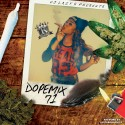 Dope Mix 71 mixtape cover art