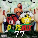 Dope Mix 77 mixtape cover art