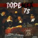 Dope Mix 78 mixtape cover art