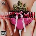 Dope Mix 80 mixtape cover art