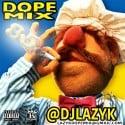 Dope Mix 85 mixtape cover art
