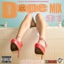 Dope Mix 91 mixtape cover art