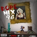 Dope Mix 96 mixtape cover art