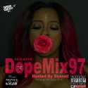 Dope Mix 97 mixtape cover art