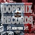 Dope Mix #AllStarWeekend mixtape cover art