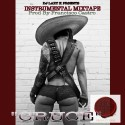 Francisco Castro - Cruce (Instrumentals) mixtape cover art