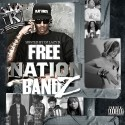 #FreeNation mixtape cover art