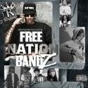#FreeNation mixtape cover art