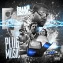 Guap Sinatra - Plug Music mixtape cover art