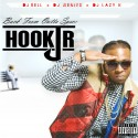 Hook Jr - Back From Outta Space mixtape cover art