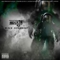 Hook Jr - Black Astronaut mixtape cover art