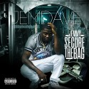 JemDave - Secure The Bag mixtape cover art