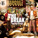 Kapo95 - The Break mixtape cover art