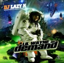 Lil Wayne - On Demand mixtape cover art