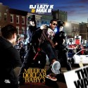 Max B - Million Dollar Baby 3 mixtape cover art