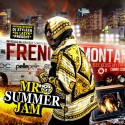 Mr. Summer Jam (French Montana) mixtape cover art