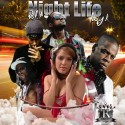 #Nitelife (Bottles & Models) mixtape cover art