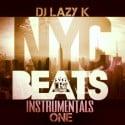Nycebeats - NYC Beats (Instrumental EP) mixtape cover art