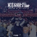 Official Best Of K Camp mixtape cover art