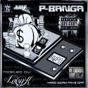 P Banga - #HWPO mixtape cover art