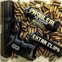 Problem Da Gunna - Extra Clips mixtape cover art