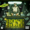 Rose Rome - Take This Serious mixtape cover art
