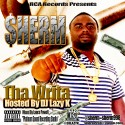 Sherm - Tha Writa mixtape cover art