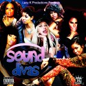 Sound Divas mixtape cover art