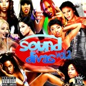 Sound Divas 2 mixtape cover art