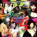 Sound Divas 4 mixtape cover art