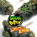 Sour Mix mixtape cover art