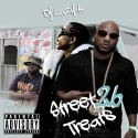 Street Treats 26 mixtape cover art