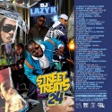 Street Treats 24 mixtape cover art