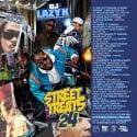 Street Treats 24 mixtape cover art