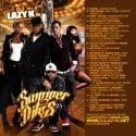 Summer Nites 2011 mixtape cover art