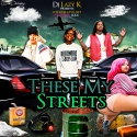 These My Streets 6 (Hosted By Pinky XXX) mixtape cover art