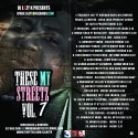 These My Streetz 7 mixtape cover art