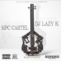 MPC Cartel - Trap Mix mixtape cover art