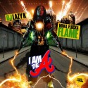 Waka Flocka Flame - I Am The A mixtape cover art