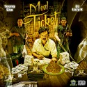 Young Sho - Meal Ticket mixtape cover art