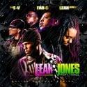 Leak Jones 3 mixtape cover art