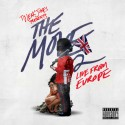 The Move 2 (Live From Europe) mixtape cover art