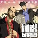 FDA & B-Luce - Death Of Mixtapes mixtape cover art