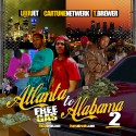 Atlanta To Alabama 2 mixtape cover art