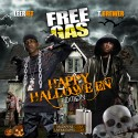 Free Gas (Happy Halloween Edition) mixtape cover art