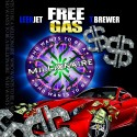Who Wants To Be A Millionaire (Free Gas) mixtape cover art