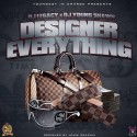 Designer Everything mixtape cover art