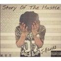 J Bandz - Story Of The Hustle mixtape cover art