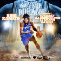 King Samson - Samson Durant mixtape cover art