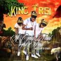 King Trei - I Only Trust A Few mixtape cover art